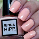 Jenna Hipp Nail Polish in the shade Hashtag