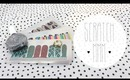 SCRATCH (Monthly Mani Box)| Unboxing, Review & How To Apply Nail Wraps ♡