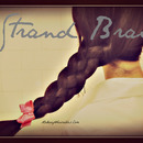 = Easiest Way= How To Side Four {4} Strand Braid Your Own Hair