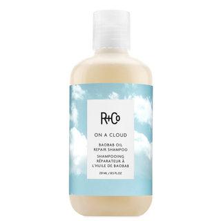 R+Co On A Cloud Baobab Oil Repair Shampoo