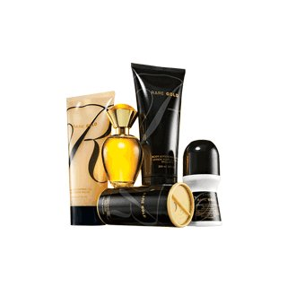 Avon Rare Gold 5-Piece Gift Collection