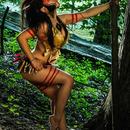 Inca Warrior - Bella Morte Magazine, Summer 2013