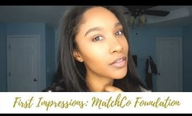 First Impressions: MatchCo Foundation