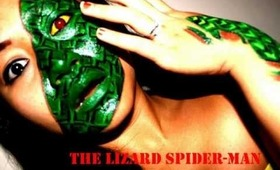 The Lizard Inspired Makeup
