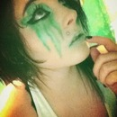 Monster energy makeup