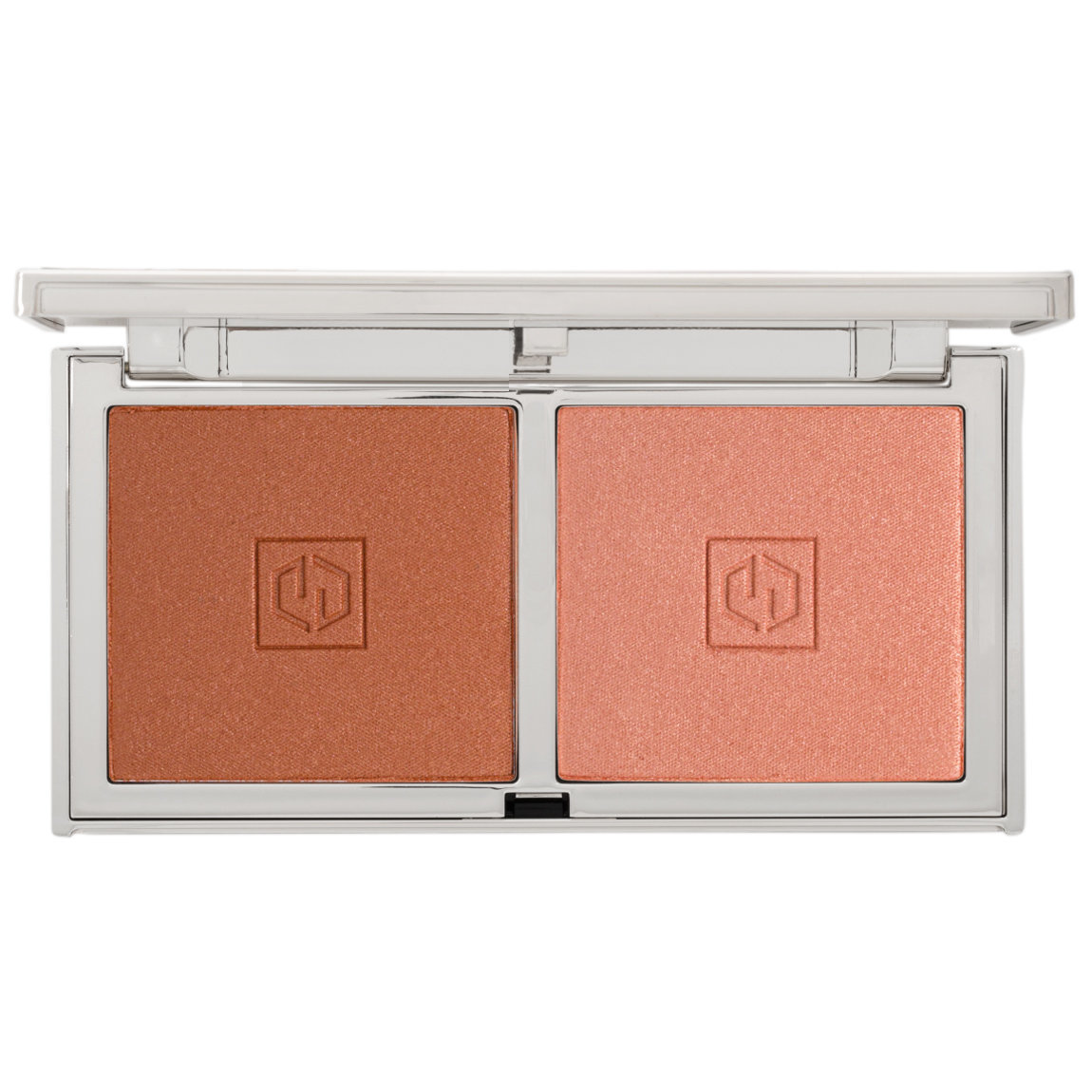 Jouer Cosmetics Blush Bouquet Cheeky Summer product swatch.