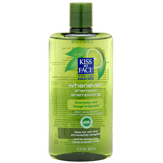 Kiss My Face Whenever Shampoo with Organic Botanicals