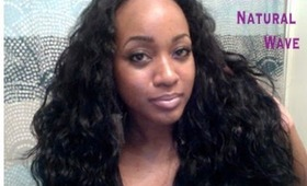 The BEST Wet & GO Hair - Virgin Malaysian Natural Wave