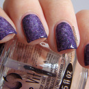 Saran/Cling Wrap Nails!