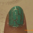 Mermaid Scales crackle
