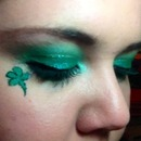 St.Patrick's Day Look.