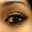 natural smoky eye