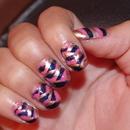 Fishtail/Woven Nail Polish