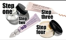 HOW TO STOP YOUR CONCEALER CREASING, CAKING AND GETTING INTO LINES!