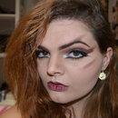 Sorceress Makeup
