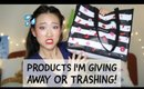 Empties & Purges... Look Through My Beauty Trash! ⎮ Amy Cho
