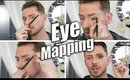 ADVANCED EYESHADOW TUTORIAL | THE EYESHADOW MAPPING TECHNIQUE