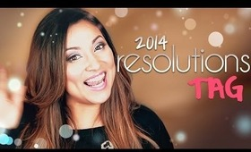 Resolutions Tag 2014!!