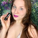 Bold Violet Purple Spring Lips