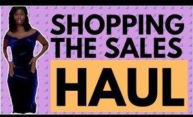 SHOPPING the JANUARY sales | WandesWorld