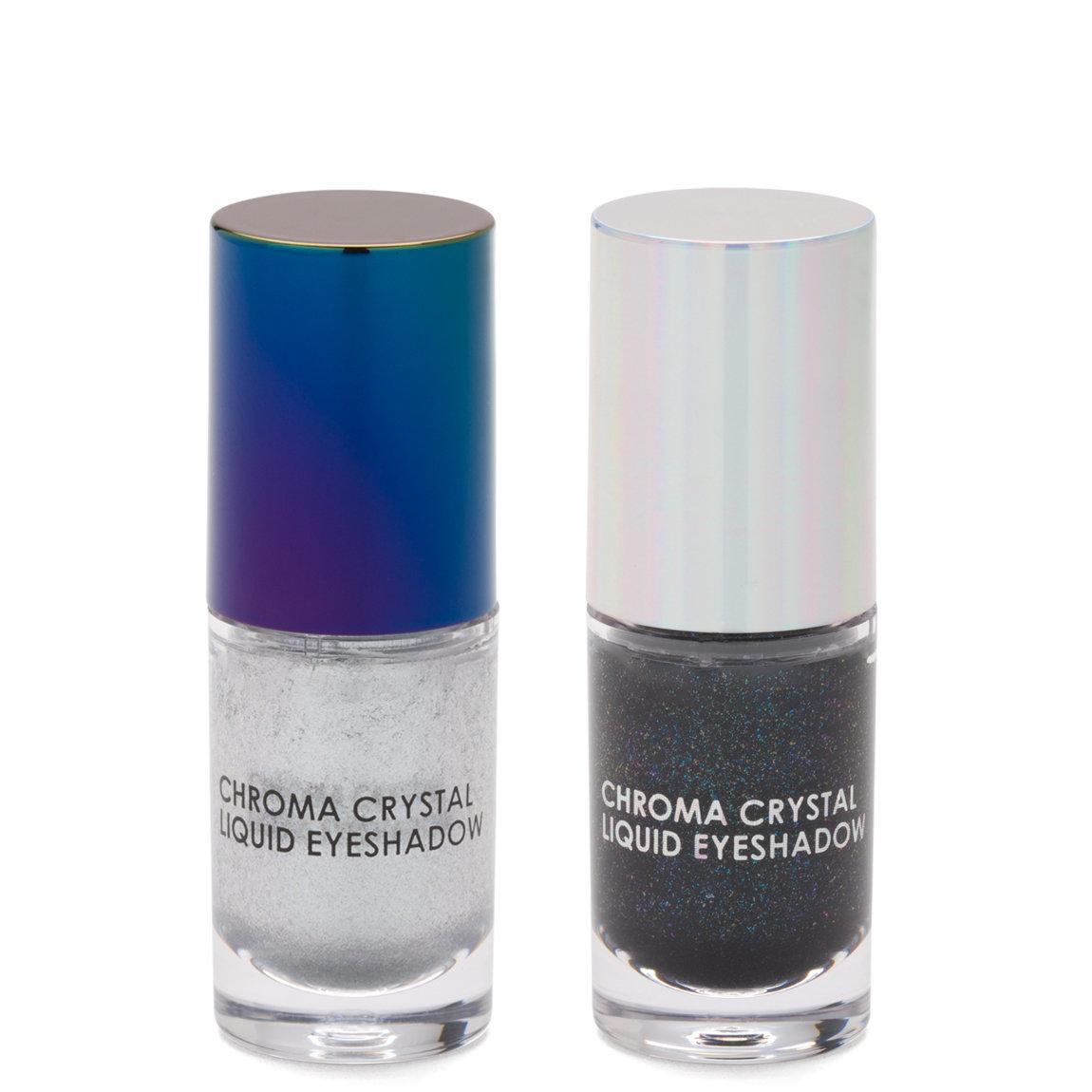 Natasha Denona Chroma Crystal Liquid Eyeshadow Mini Set alternative view 1 - product swatch.