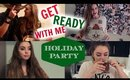 Get Ready With Me: Holiday Party | Alexa Losey