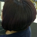 Lovely Short Layered Bob Haircut