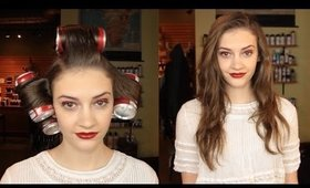 Beachy Waves using Coca-Cola Cans #ThisIsAHH