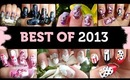 Best of 2013 ❤ Nail Art by madjennsy