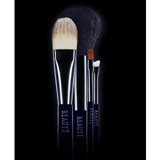 Beaute Cosmetics The Basic Face Brush Set