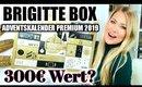 WOW so gut?! BRIGITTE BOX PREMIUM ADVENTSKALENDER 2019 | UNBOXING & VERLOSUNG