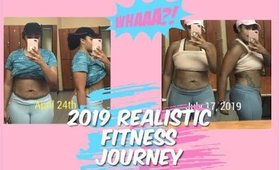 A Real-life Fitness Journey 2019