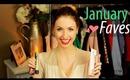 ♥ January 2013 Beauty Favorites!