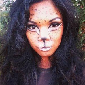 I made myself into a cheetah for fun 🐆