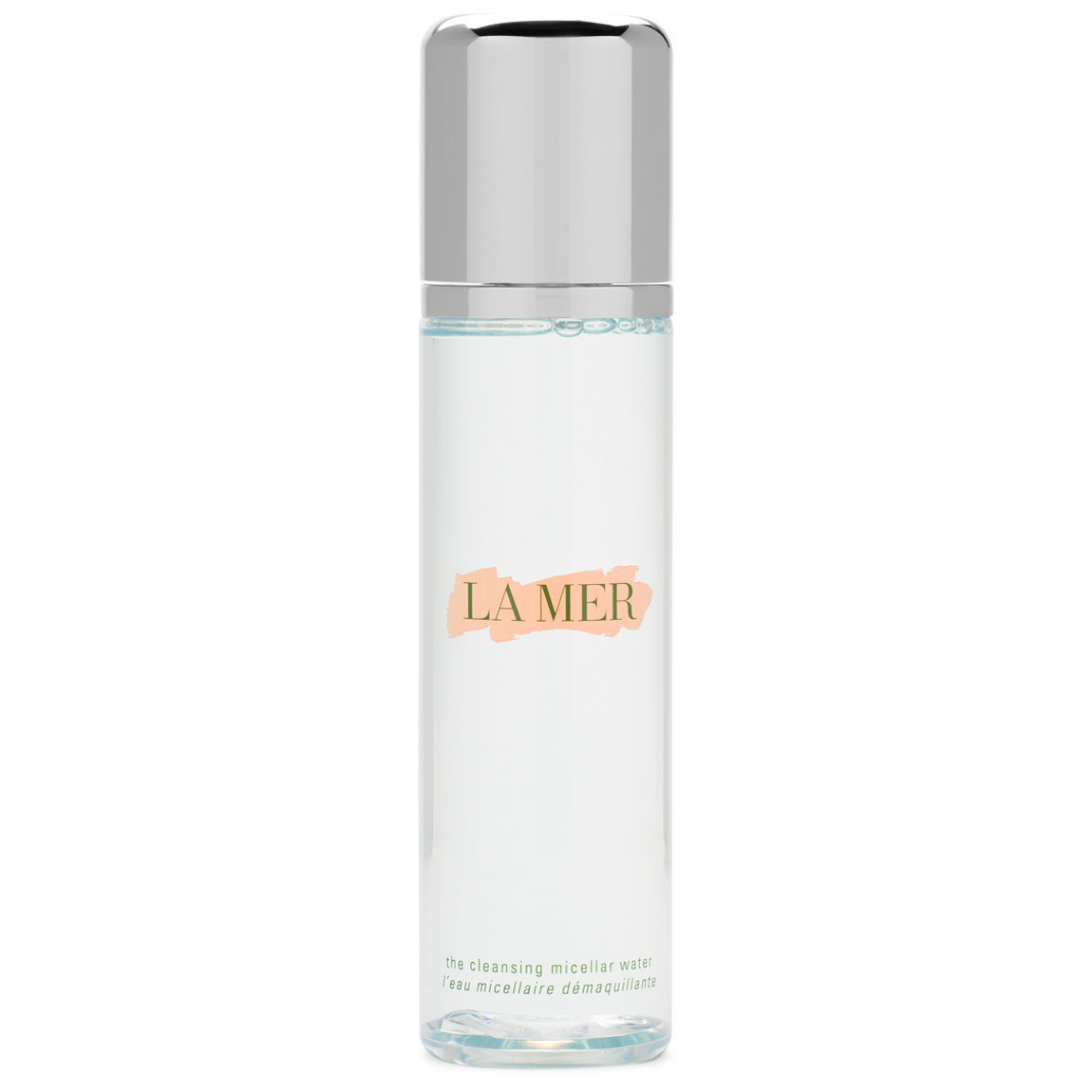 La Mer The Cleansing Micellar Water 6.7 oz product swatch.