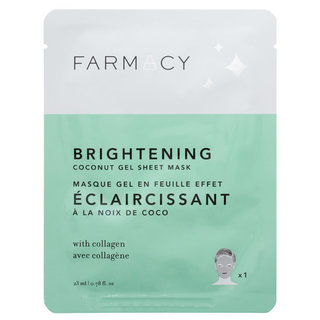 Farmacy Coconut Gel Sheet Masks