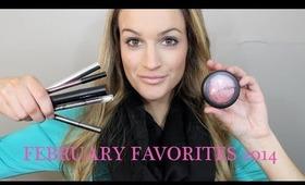 February Makeup favorites 2014!