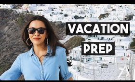 7 THINGS TO DO BEFORE A VACATION! - TrinaDuhra