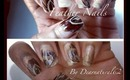 #114 Feather Nail Tutorial & Twitter Giveaway