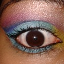 Any outfit eye makeup