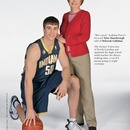 Tyler Hansbrough of the Indiana Pacers