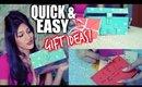DIY: QUICK & EASY GIFT IDEAS FOR YOUR BOYFRIEND / GIRLFRIEND