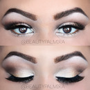 Light Smoky Eyes