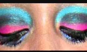 Slide Show Of My Makeup