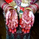 Bridal Henna Stain!