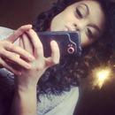 Curls, Smooth Skin && Soft Smokey Eye