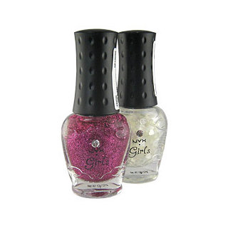 NYX Cosmetics Girls Special Glitter Nail Polish