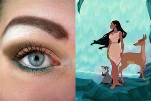 Pocahontas http://www.facebook.com/T.BeautyAddict