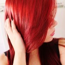 My red hair.