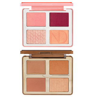 Bloom Face Glow Palette + Tan Bronze & Glow Palette Bundle